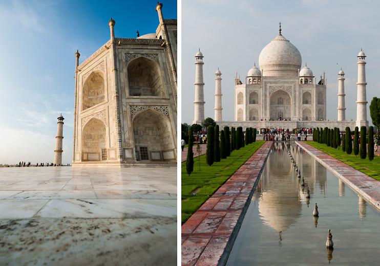 Agra, India, Taj Mahal