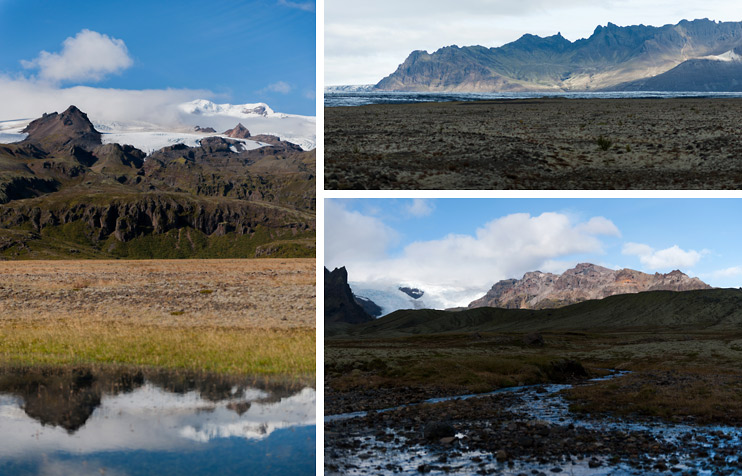 Iceland, Vatnajökull Glacier