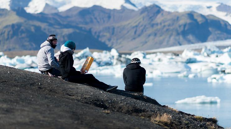 Iceland, Jökulsárlón Glacier Lagoon