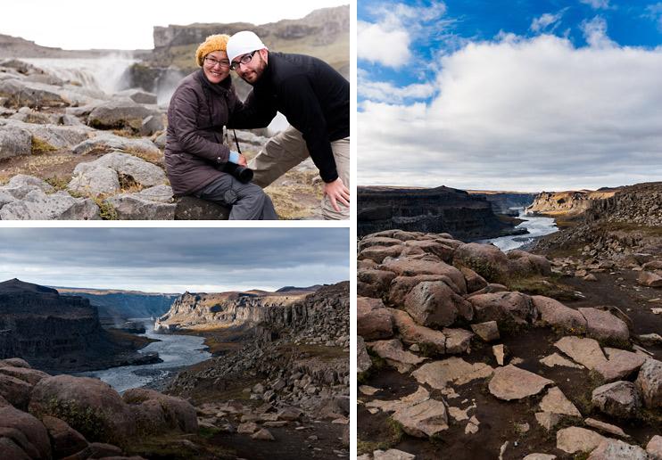 Dettifoss Waterfall, Iceland, Sebastien, Sejin