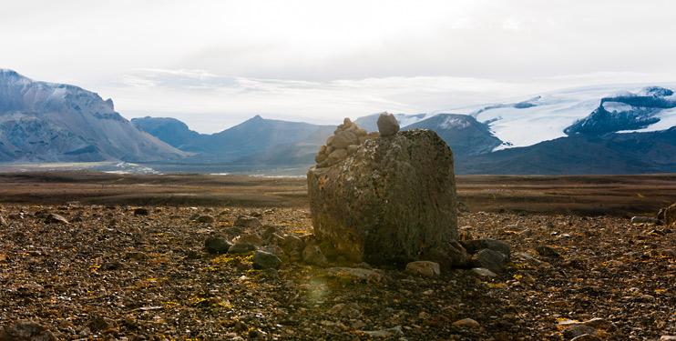 Iceland, Kaldidalur Highland Road