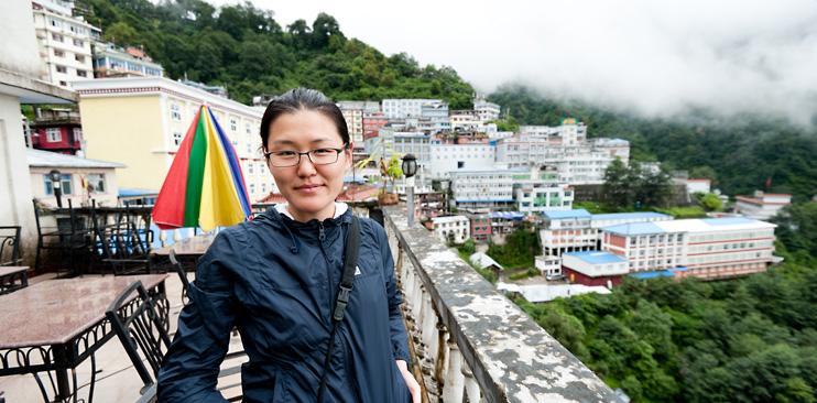 Sejin, Zhangmu, Tibet, Clouds