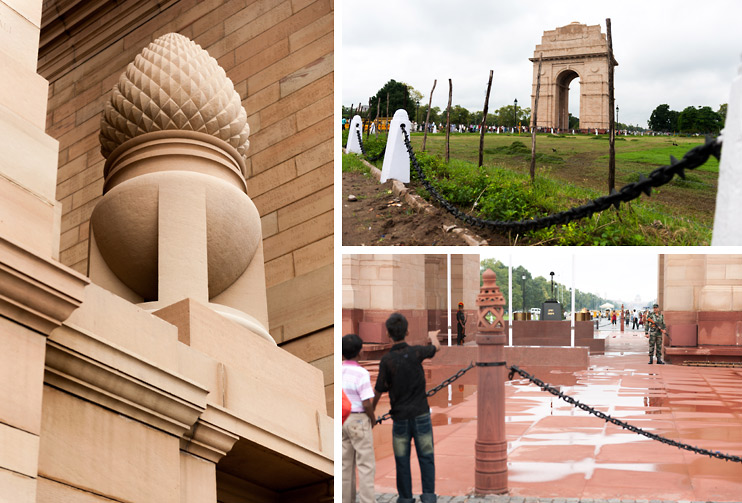 India, India Gate, New Delhi