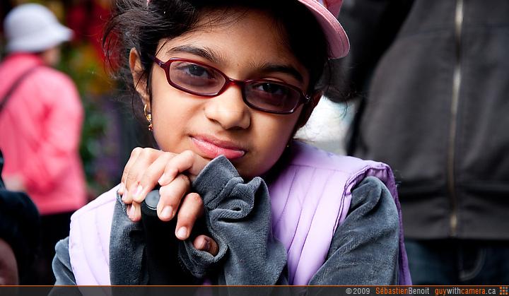 Ricky's beautiful daughter Nalini