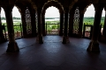 Agra, Agra Fort, Archway, India