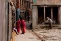 Alley, Bhaktapur, Nepal
