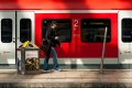 Frankfurt, Frankfurt Hauptbahnhof, Germany, Train