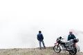 Friendship Highway, Motorbike, Tibet