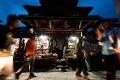 Durbar Square, Kathmandu, Market, Merchant, Nepal