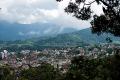 Cityscape, Kathmandu, Monkey Temple, Nepal, Swayambhunath