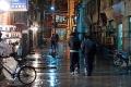 Alley, Lhasa, Rain, Tibet