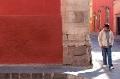 Corner, Man, Mexico, San Miguel de Allende, Walking