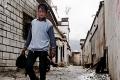 Alley, Shigatse, Tibet, Walking