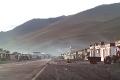 Desolate, Tibet, Tingri, Town