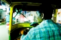 India, Rickshaw, Varanasi