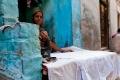 India, Ironing, Varanasi